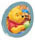 Pooh Placemat button